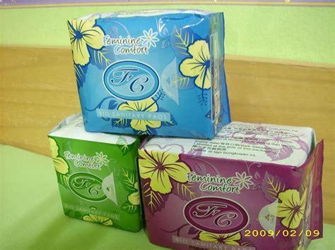 Avail Pembalut Avail Bio Sanitary Pad Pembalut Wanita Herbal