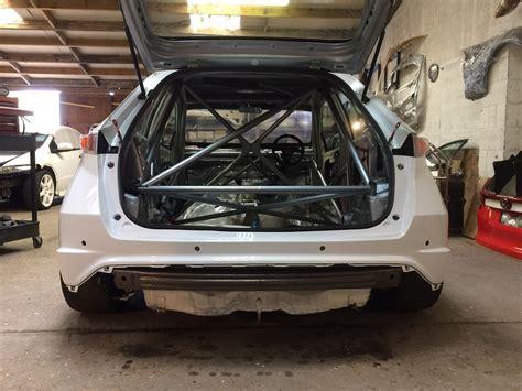 racecarsdirect com btcc honda civic fn2 chassis 5 09