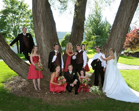 Wedding photography at Oshawa parks, Durham Region