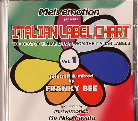 house music label frankie bee various italian label chart the best of house music from the italian