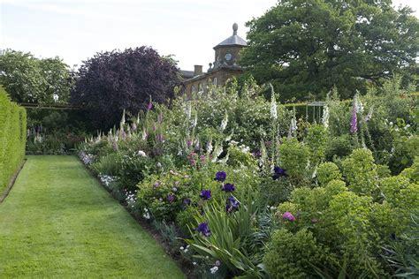walled garden houghton hall