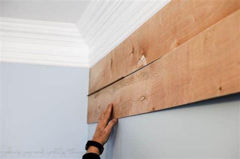 plank  wall   diy shiplap design walls