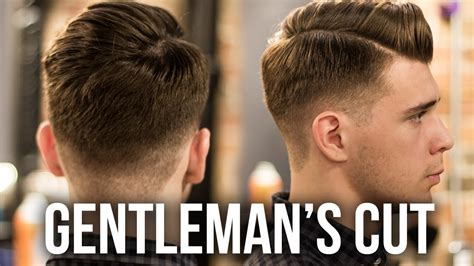 how to give a gentlemans cut men s haircut for 2016 modern gentleman s haircut
