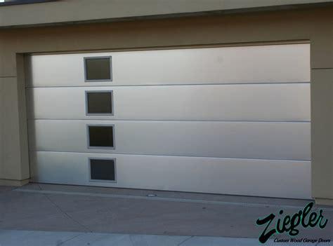 Garage Door Metal Metal Glass Garage Doors Ziegler Doors Inc