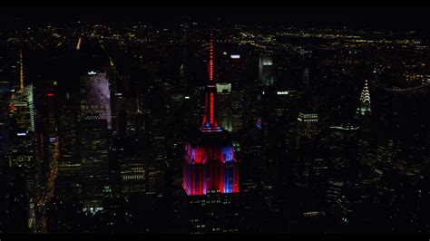 Empire State Building S Lights Synced To Steely Dan Lights Synced To