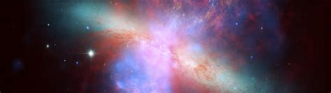 colorful universe display space colorful galaxy universe
