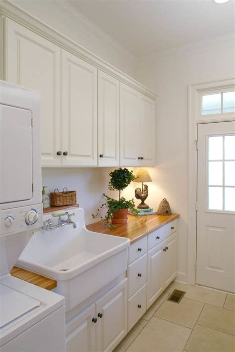 laundry room ideas with sink 25 best stacked washer dryer ideas on wash