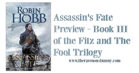 assassin s fate book iii of the fitz and the fool trilogy books assassin s fate preview book iii of the fitz and the fool
