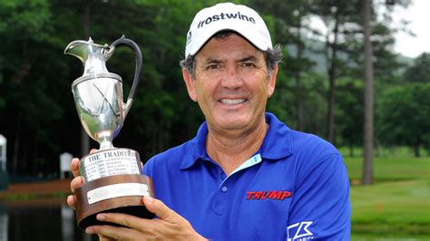 david frost golf swing david frost wins regions tradition by one holding off
