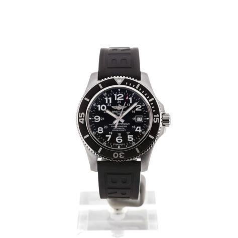Breitling Superocean Ii Black buy breitling superocean ii 44mm automatic black