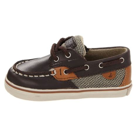 sperry infant shoes sperry top sider bluefish boat shoe infant world