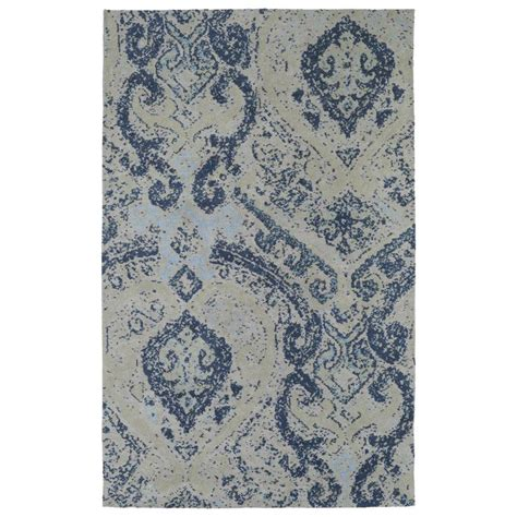 Blue Area Rug 8 X 10 Shop Kaleen Cozy Toes Blue Indoor Area Rug Common 8 X 10 Actual 8 Ft W X 10 Ft L At Lowes
