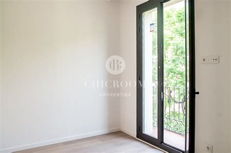 1 Room Apartment For Sale - 1 bedroom apartment for sale in gracia with a terrace