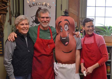 brats naperville il abe froman sausage is no longer king kreger s turns 125