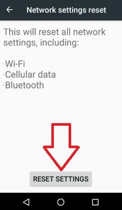 network reset on computer fix whatsapp web not working on android how to