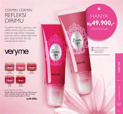 Lipgloss Bb Warna e katalog oriflame januari 2017 terbaru the one bb bright perfe