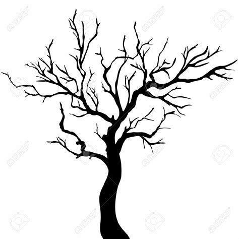 tree silhouette tattoo tree silhouettes royalty free cliparts vectors and stock