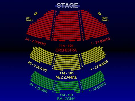 Lyceum Theatre Floor Plan longacre theatre 3 d broadway seating chart history
