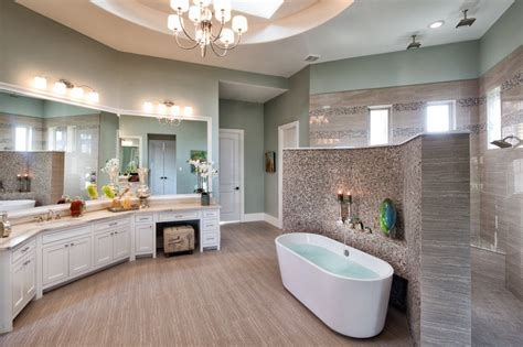 his and her bathroom his and her walkthrough shower wow look at the size of