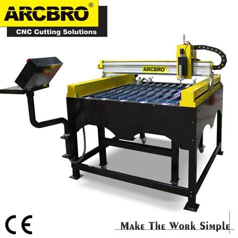 portable plasma cutting table arcbro stinger cnc cutting table 1300x1300mm buy cnc