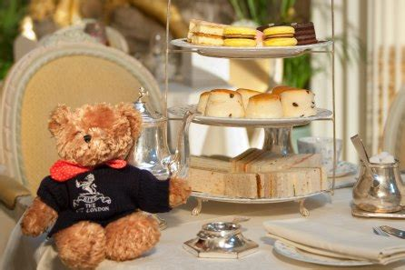 discount vouchers ritz afternoon tea traditional afternoon tea for two with arlington bear