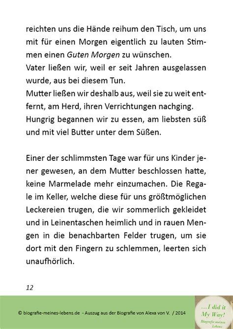 Biographie Auf Schreiben Sie M 246 Chten Ihre Biografie Schreiben Lassen