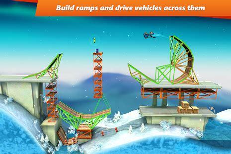 apk bridge constructor bridge constructor stunts v1 3 apk mod free