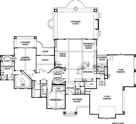 craftsman house floor plans 5000 house plans