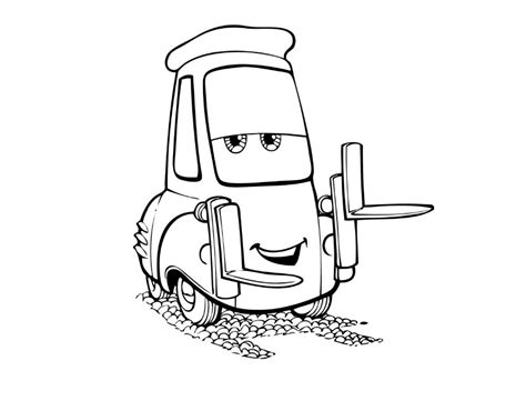 Coloring Pages Fun Disney Cars Coloring Pages Disney Cars Coloring Page