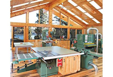 Small Home Wood Shops The Quot The Top Quot Workshop Wood Magazine