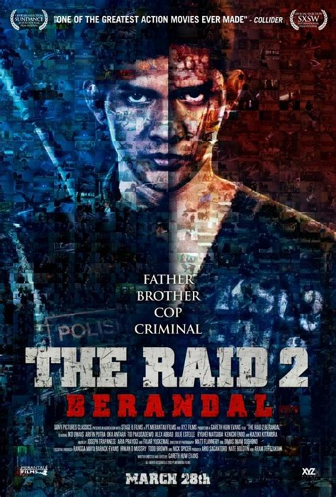 film perang mafia the raid 2 berandal review geeky and edgy