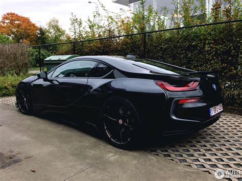 future bmw i8 s future car all black ac schnitzer tuned bmw i8