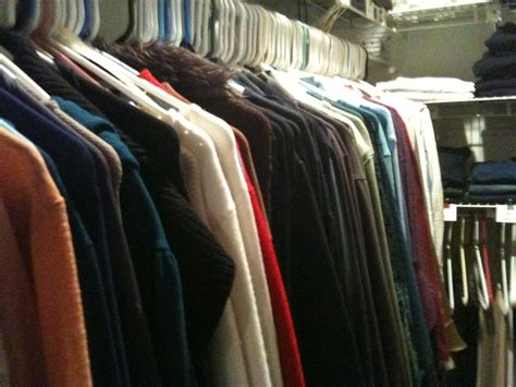 Clothes In The Closet by Seasons In Your Clothes Closet