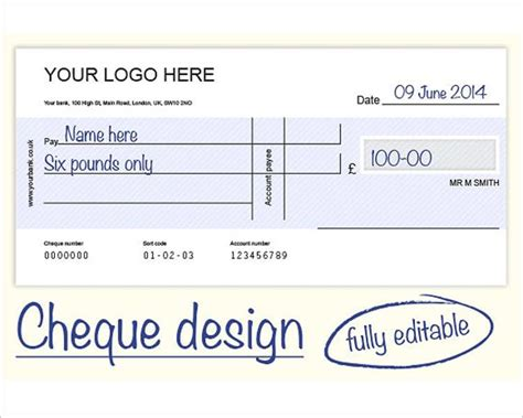 blank cheque template uk 24 blank check templates free premium templates