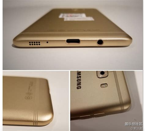 Ultrathin Sam C9 Pro galaxy c9 pro on reveals more details about this new samsung phone sammobile sammobile
