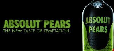 Absolut Pears Decor by Absolut Pears Vodka Kathmandumart