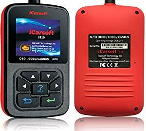 Diagnoseger T Audi by Icarsoft I810 Diagnoseger 228 T Obd2 Canbus Universal F 252 R Alle