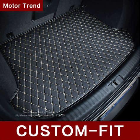 custom fit car trunk mat for volvo c30 s40 s60l s80l v60