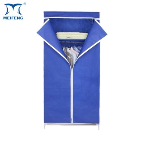07 Multi Fucntion Wardrobe With Cover meifeng modern wardrobe designs plastic closet with zipper