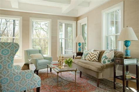 brown blue living room brown and blue living room transitional living room