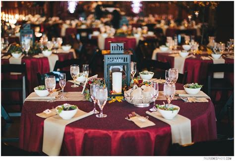 New Years Eve Wedding Reception Decorations Burgundy Wedding Reception Decorations