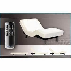 Xl Bed Frames For Sale Xl Ergomotion 400 Adjustable Bed No Mattress