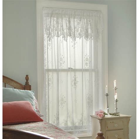 lace drapery panels lace valences images frompo 1