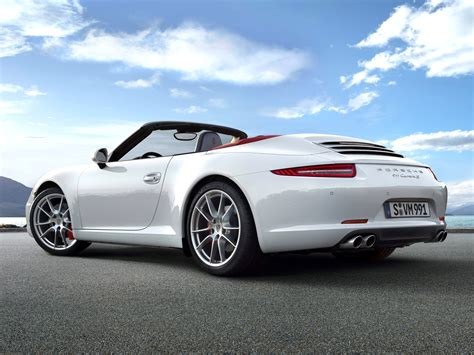 porsche 911 convertible porsche 911 carrera s cabriolet 991 2012 2013 2014