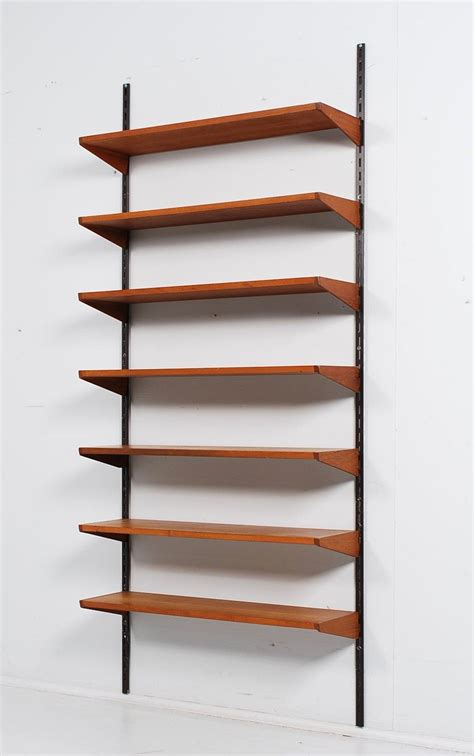 Wall To Wall Shelving Stunning Diy Simple Stacking Decorative Wall Shelving
