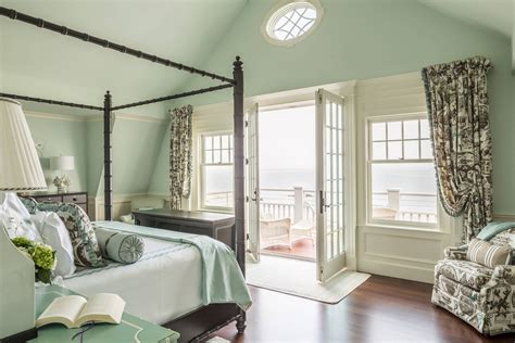 Seafoam Green Curtains Decorating The Four Best Paint Colors For Bedrooms