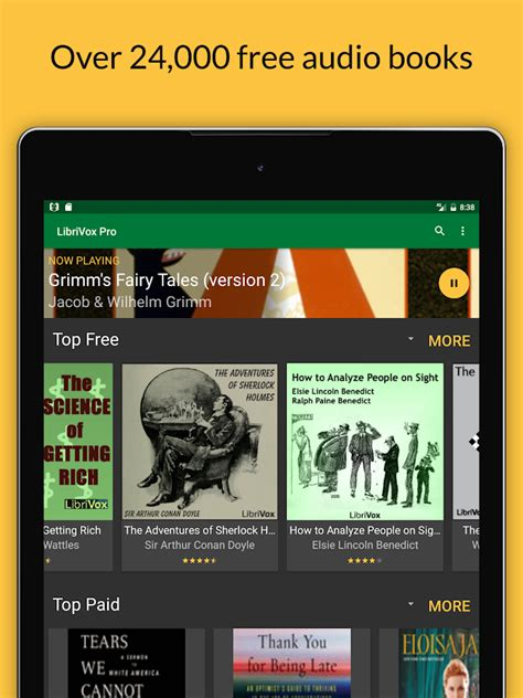 free audio books for with pictures librivox audio books free android apps on play