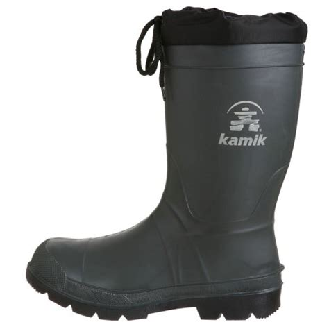 rubber boot price kamik men s hunter insulated rubber boot review price