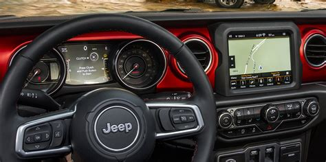 interior jeep wrangler 2018 jeep wrangler interior revealed photos 1 of 3