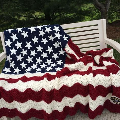 crochet pattern us flag free pattern friday want some stripes with those stars